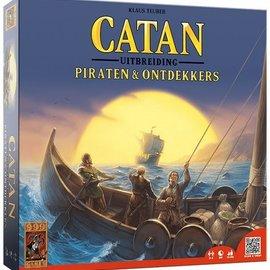 999 Games 999 Games Catan: Piraten + Ontdekkers (uitbreiding)