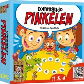 999 Games 999 Games Commando Pinkelen