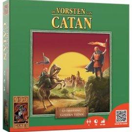 999 Games 999 Games De Vorsten van Catan: Uitbreiding Gouden Tijden