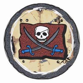 Souza Piraten schild O'Mally