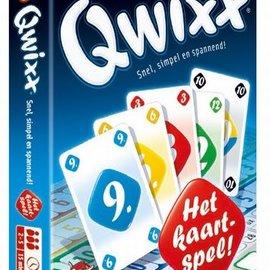 WhiteGoblinGames WGG Qwixx - Het kaartspel