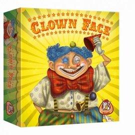 WhiteGoblinGames WGG Clown Face