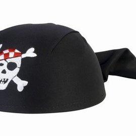 Souza Piratenhoed O'Mally. zwart