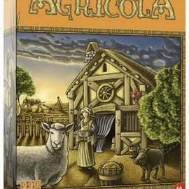999 Games 999 Games Agricola Expert editie