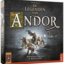 999 Games 999 Games De Legenden van Andor: De laatste Hoop