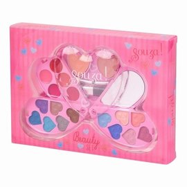 Souza Make-up kit Deise. roze. groot
