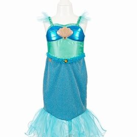 Souza Mariola zeemeermin. blauw (5-7 jaar / 110-116 cm)