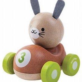 Plan Toys Race konijn
