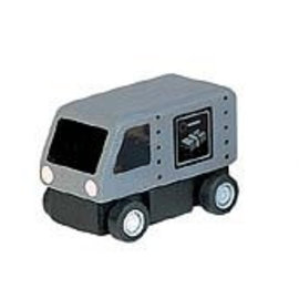 Plan Toys Bestelwagens (per 3)