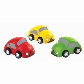 Plan Toys Auto's (per 3)