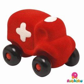 Rubbabu Hopkins The Little Ambulance (rood)