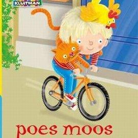 AVI M3 Poes Moos gaat naar school