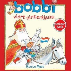 Bobbi omkeerboek Kerst/Sint.