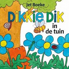 Boek Dikkie Dik in de tuin - kartonboekje