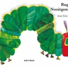 Rupsje Nooitgenoeg - karton boekje