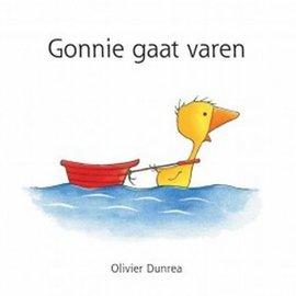 Gonnie gaat varen (badboekje)