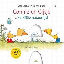 Gonnie en Gijsje...en Ollie natuurlijk! (met DVD)
