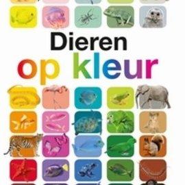 Dieren op kleur (kijkboek)