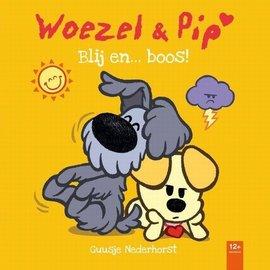 Woezel + Pip Blij en ..boos! kartonboek