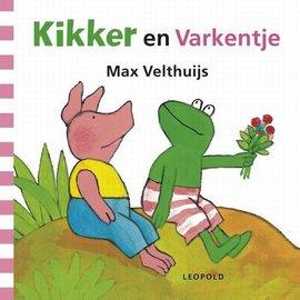 Kikker en Varkentje kartonboek