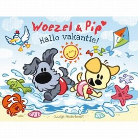 Woezel + Pip Hallo vakantie!