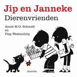 Jip en Janneke Dierenvrienden (kartonboek)