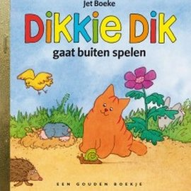 Dikkie Dik gaat buiten spelen (GB)