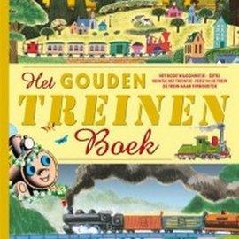 Boek Het gouden treinenboek