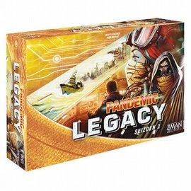 Z-Man Games Z-Man Games Pandemic Legacy Seizoen 2 Yellow NL