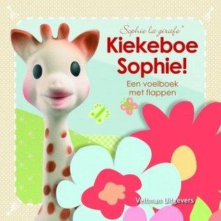 Sophie de Giraf Sophie de Giraf voelboekje: Kiekeboe Sophie