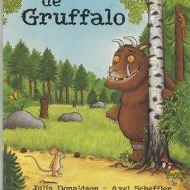De Gruffalo (kartonboekje)