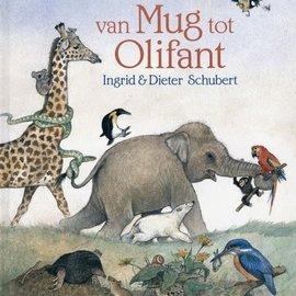 Boek Van mug tot olifant