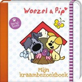 Boek Woezel & Pip - Kraambezoekboek