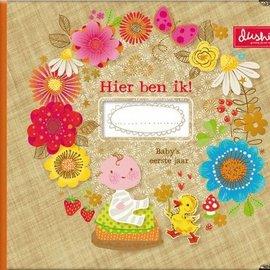 Boek Invulboek baby's eerste jaar Dushi