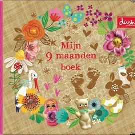Dushi 9 maanden dagboek Dushi
