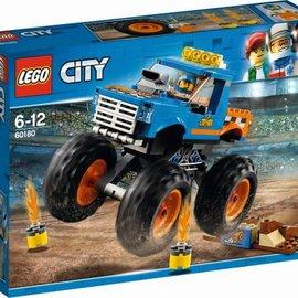 Lego Lego 60180 Monstertruck
