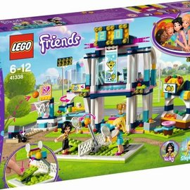 Lego Lego 41338 Stephanie's sportstadion