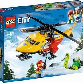Lego Lego 60179 Ambulance helikopter