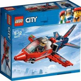 Lego Lego 60177 Vliegshowjet