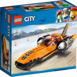 Lego Lego 60178 Snelheidsrecord auto
