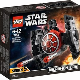Lego Lego 75194 First Order TIE Fighter Microfighter