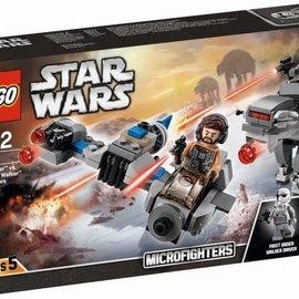 Lego Lego 75195 Ski Speeder vs First Order Walker Microfighter