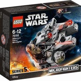 Lego Lego 75193 Millenium Falcon Microfighter