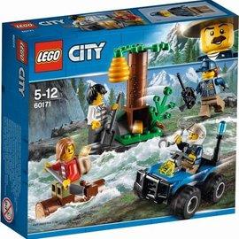 Lego Lego 60171 Achtervolging door de bergen