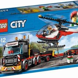 Lego Lego 60183 Helicopter Transport