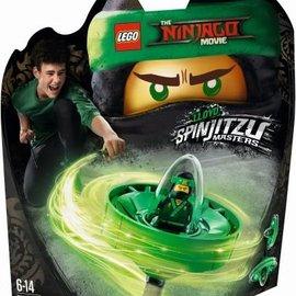 Lego Lego 70628 Spinjitzu-meester Lloyd