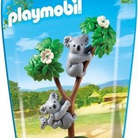 Playmobil Playmobil - Koala's met baby (6654)