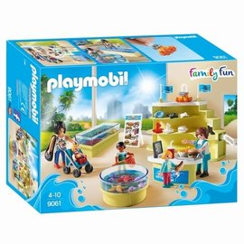 Playmobil Playmobil - Aquariumshop (9061)