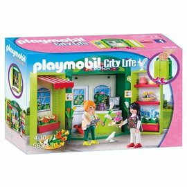 Playmobil Playmobil - Speelbox Bloemenwinkel (5639)