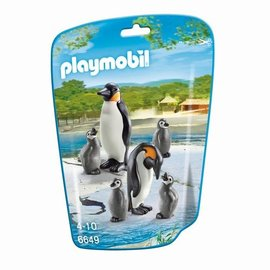 Playmobil Playmobil - Pinguïns (6649)